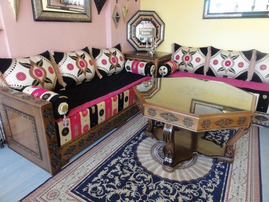 Photo sans nom salonoriental01 for Nina bazar salon marocain